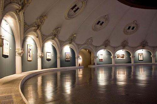Quinquela Martin Museu e do Palais de Glace.